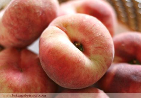 Donut-peaches