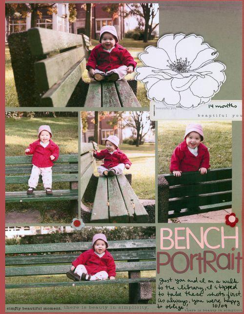 Benchportrait