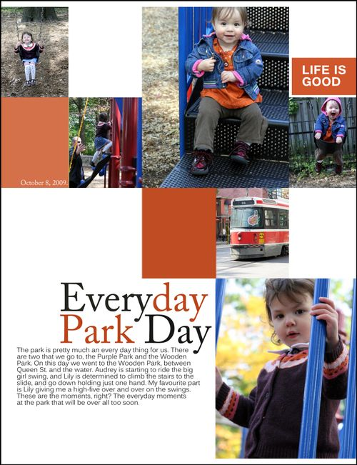 Park day2