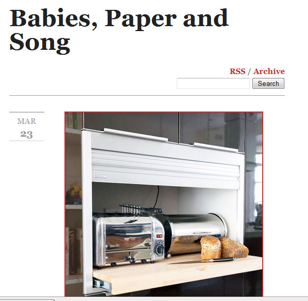 Babies, Paper and Song - Mozilla Firefox 24032010 70335 PM