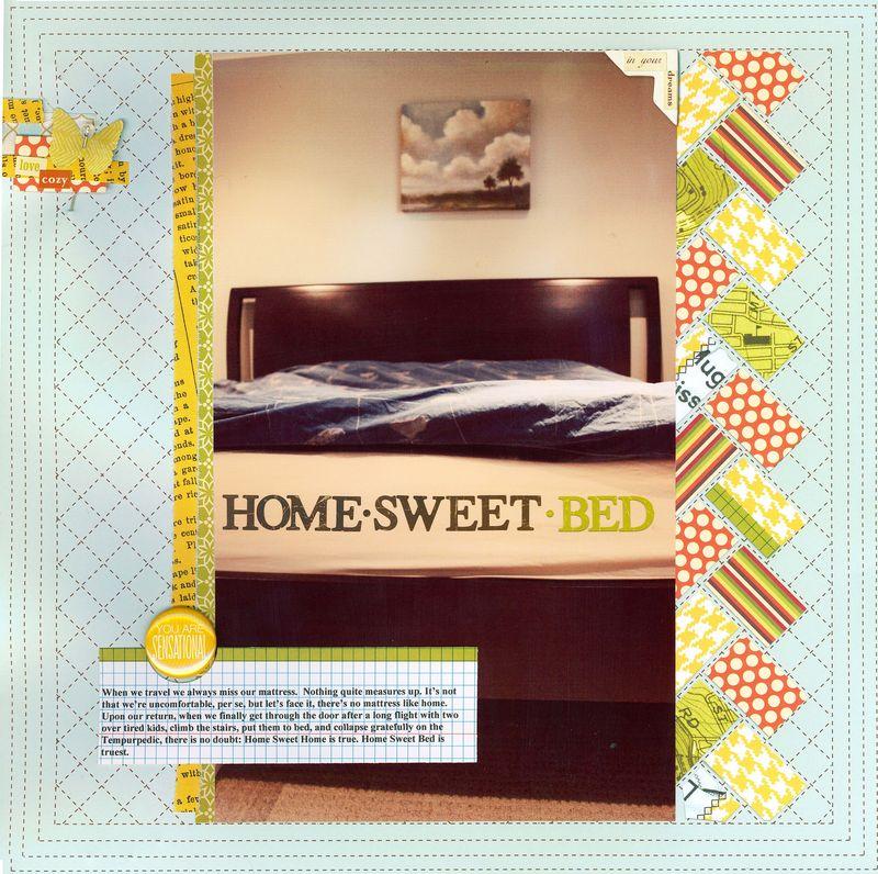 Homesweetbed